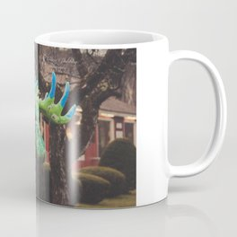 Vermont Moose Statue Coffee Mug