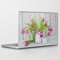 tulips Laptop & iPad Skins featuring Tulips by LebensART Photography