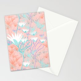 Lotus + Papyrus Garden Stationery Cards