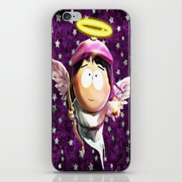Angelic Wendy iPhone Skin