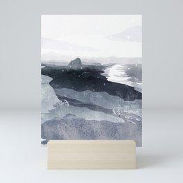 celestin point Mini Art Print