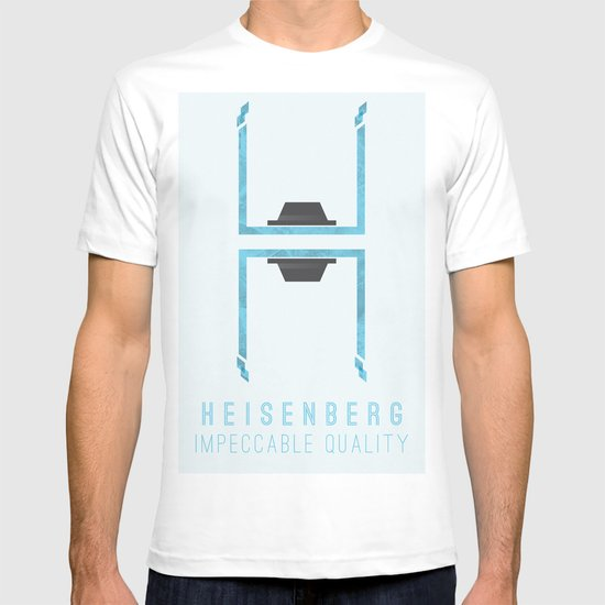 Breaking Bad: Heisenberg - Impeccable quality T-shirt