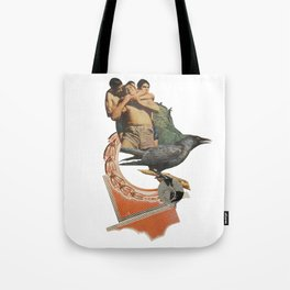 Pay attention Tote Bag