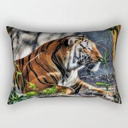 Tiger Rectangular Pillow