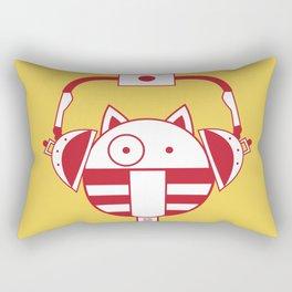 Scat 2 Rectangular Pillow