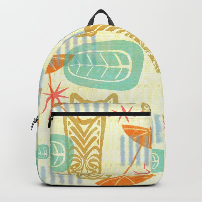 TIKI On The Beach Backpack