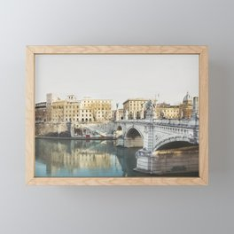 Roma #3 - Rome Italy Travel Photography Framed Mini Art Print