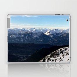 Crispy light air up here Laptop & iPad Skin