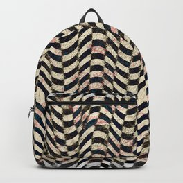 Worn Out Backpack