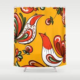 Rakulskaya painting Shower Curtain