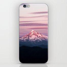 Mount Hood XI iPhone Skin