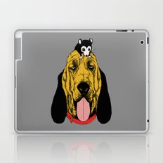 The Mouse and the Bloodhound Laptop & iPad Skin