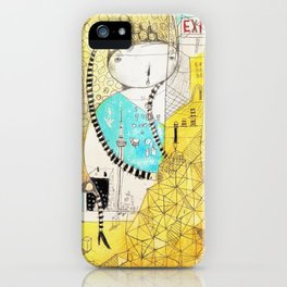 Making downtown  iPhone Case