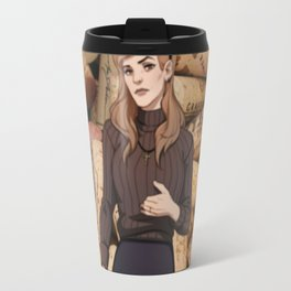 Dream Daddy: Mary Christiansen Travel Mug