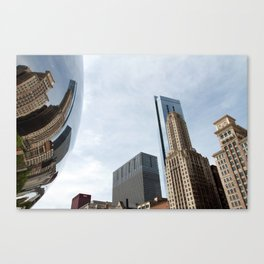 Cloudgate, Chicago Canvas Print