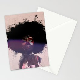 Afro Funk Stationery Cards