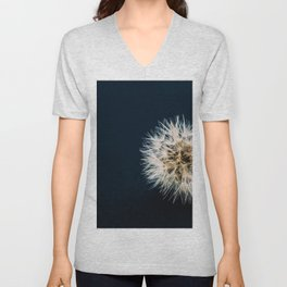 Flower Photography by Danielle MacInnes Unisex V-Neck