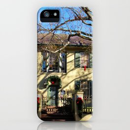 Ready For The Holidays iPhone Case