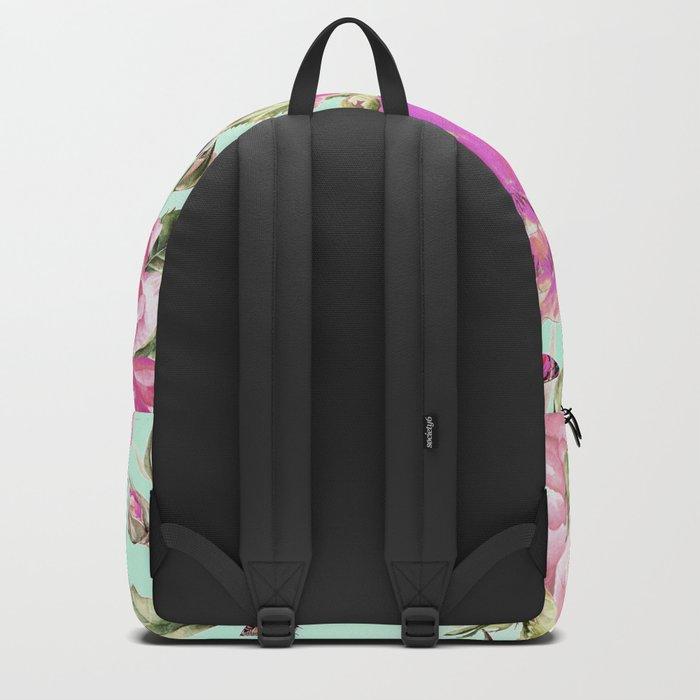 Wild wildflowers Backpack