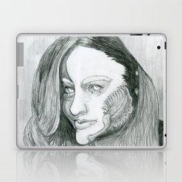 Lady Menace Laptop & iPad Skin