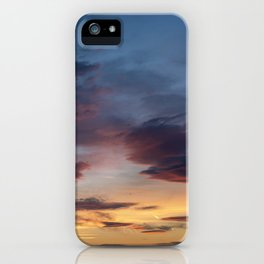 Sky No1 iPhone Case