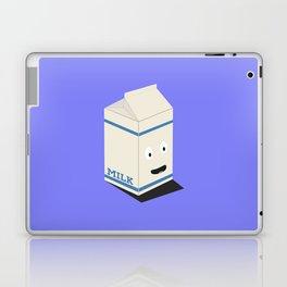 Cute kawaii milk carton Laptop & iPad Skin