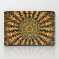 indie iPad Cases featuring Indie Sun by Jane Lacey Smith