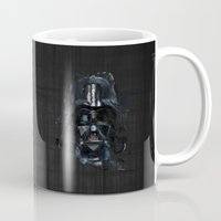 darth Mugs featuring Darth Vader by BarLevitsky