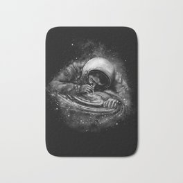 Space Junkie Bath Mat