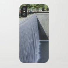 National September 11 Memorial Slim Case iPhone X
