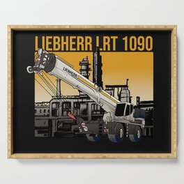 Liebherr LRT 1090 Serving Tray