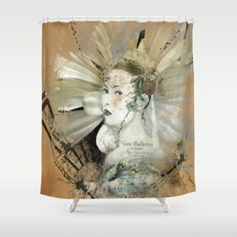 Giselle Shower Curtain