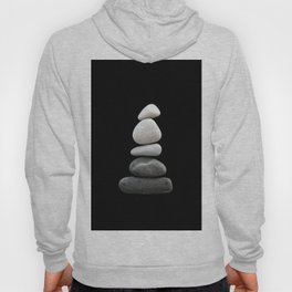balance pebble art Hoody