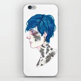 River Boy iPhone Skin