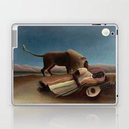 Henri Rousseau - The Sleeping Gypsy Laptop & iPad Skin