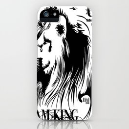 IAMKING_USclothing iPhone Case