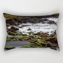 Punaluʻu Beach Rectangular Pillow
