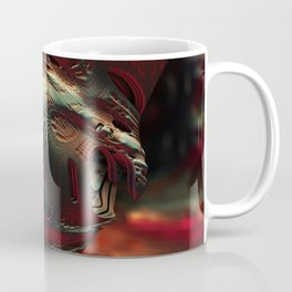 Fossilized Remains Coffee Mug