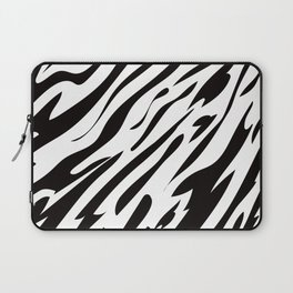 Tiger In The Flow Laptop Sleeve