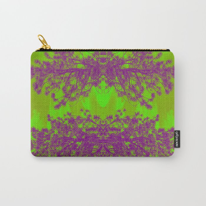 Psychedelic Skies Carry-All Pouch