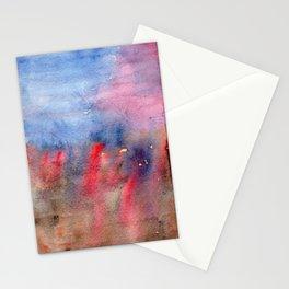 vague memory Stationery Cards