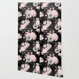 Night Roses 2 Wallpaper