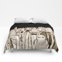 Innsmouth Meeting Comforters