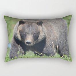 Brown Bear - Alaska Rectangular Pillow