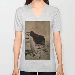 Into the Wind Unisex V-Neck