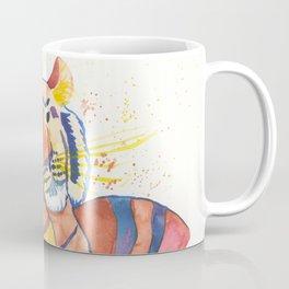Cuddling Tigers Coffee Mug
