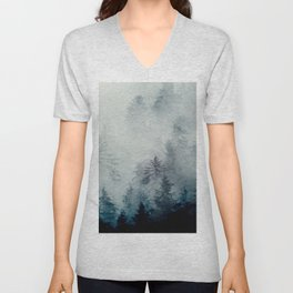 The hollows in fall Unisex V-Neck