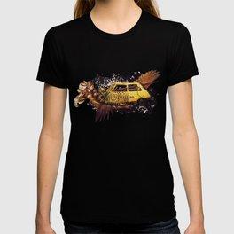 The Big Bang | Collage T-shirt