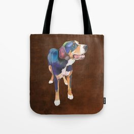 Greater Swiss Mountain Dog Tote Bag