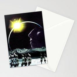 Light Perceiving Light Stationery Cards